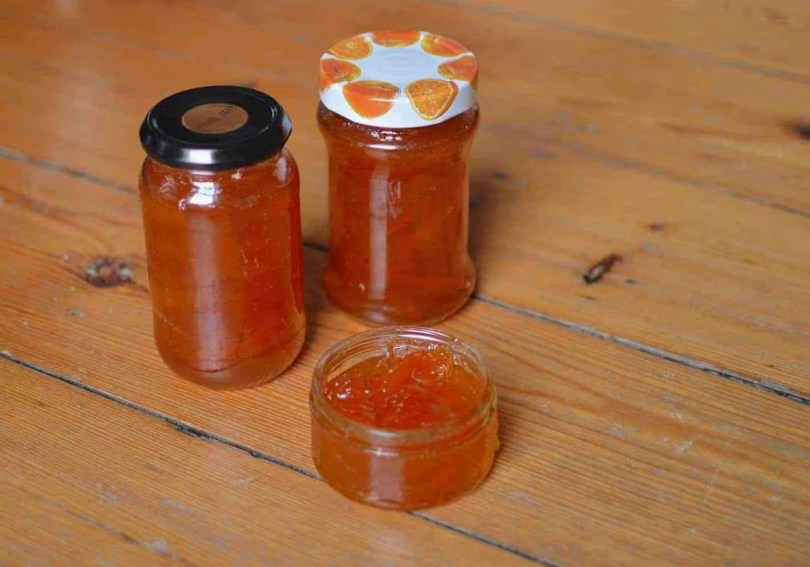 Orange & Grapefruit Marmalade