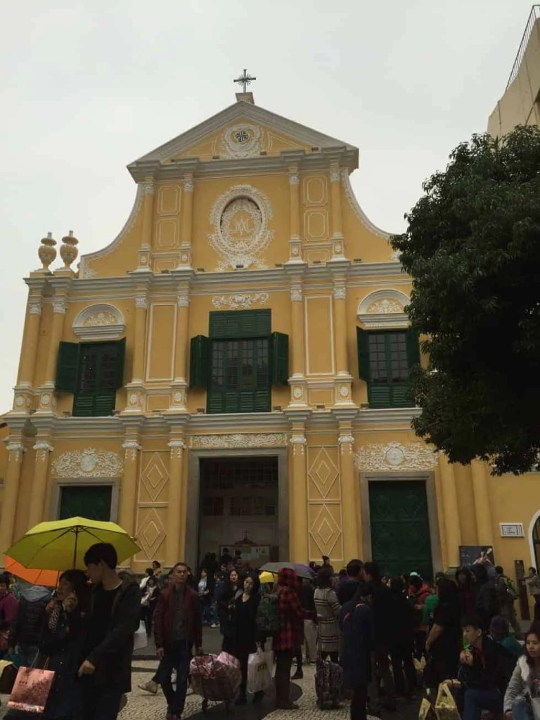 Mexican Cathedral, Macau
