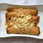 cheesy savoury pancakes