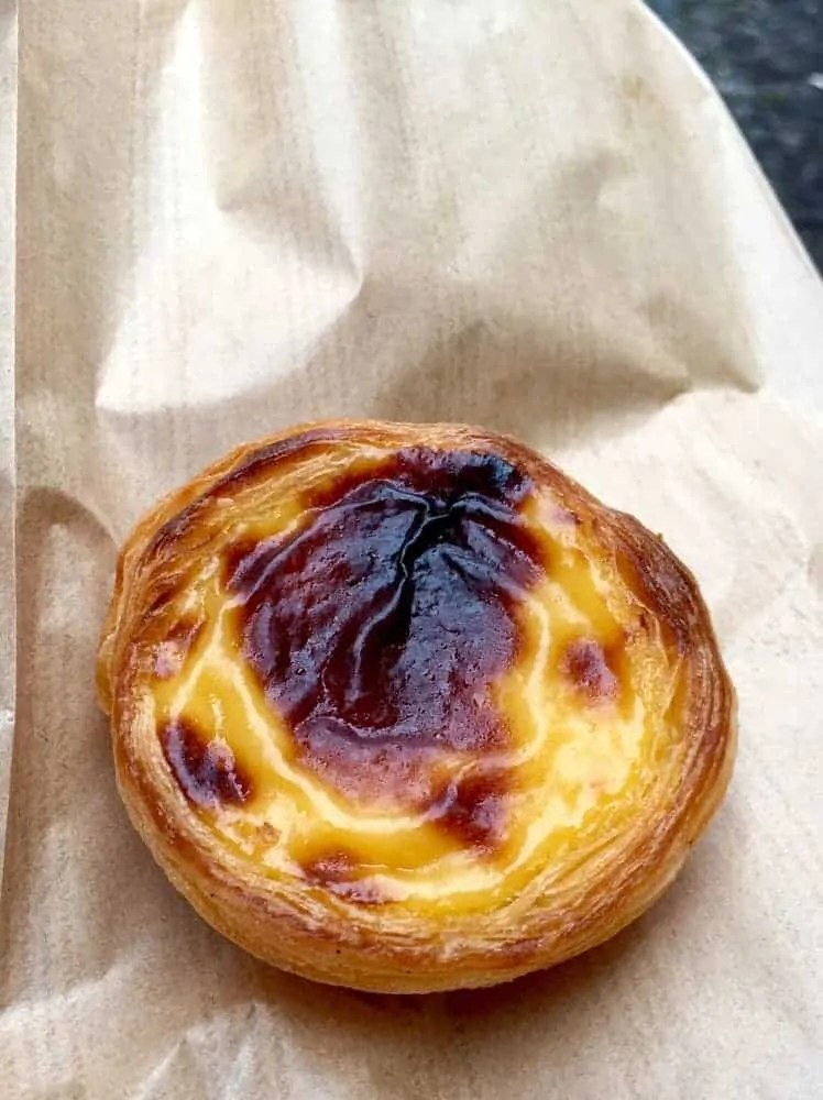 Pastel de nata A relaxed 72 hours in Lisbon