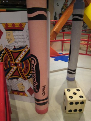 """""""Hollywood Studios - Toy Story Flesh Crayon"""" by BoogaFrito is licensed under CC BY"""
