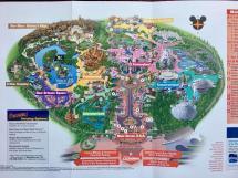 Galaxy' Edge Park Map Revealed Disneyland