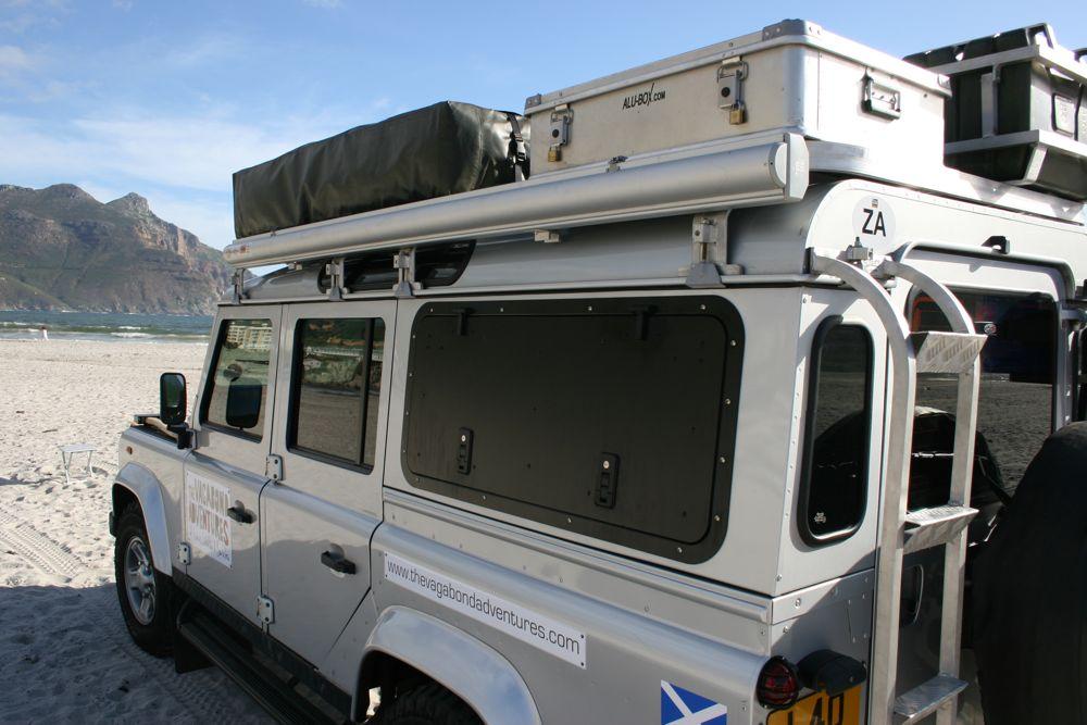 Not For Sale Land Rover Defender 110 Including Complete