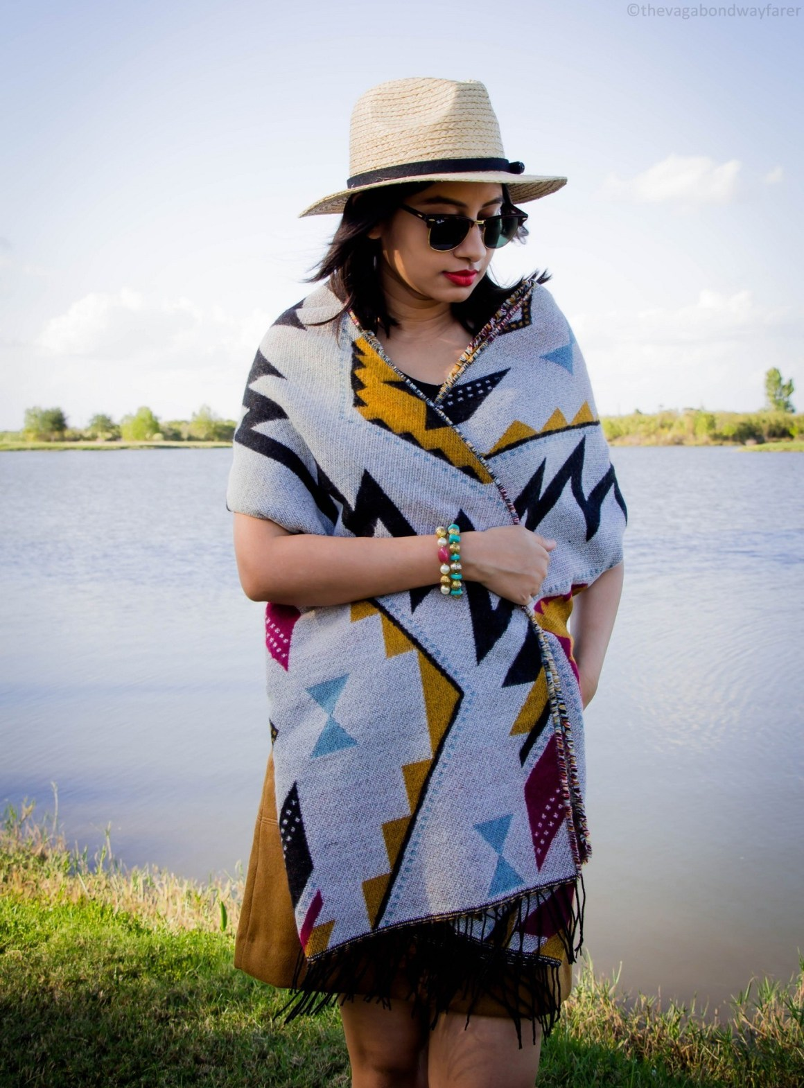 Blanket scarf - The Vagabond Wayfarer