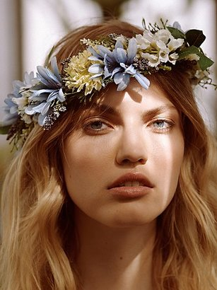 Free People Flower Crown