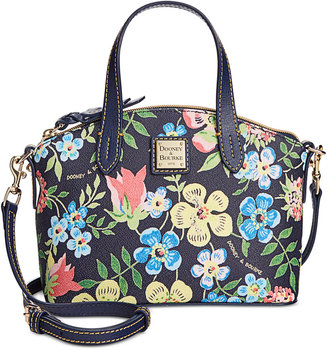 Floral bag Dooney & Bourke