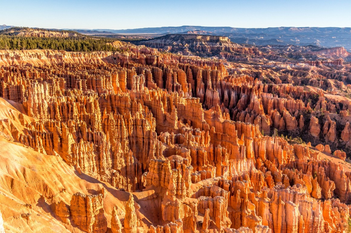 Bryce Amphitheater - Bryce Canyon National Park, Utah