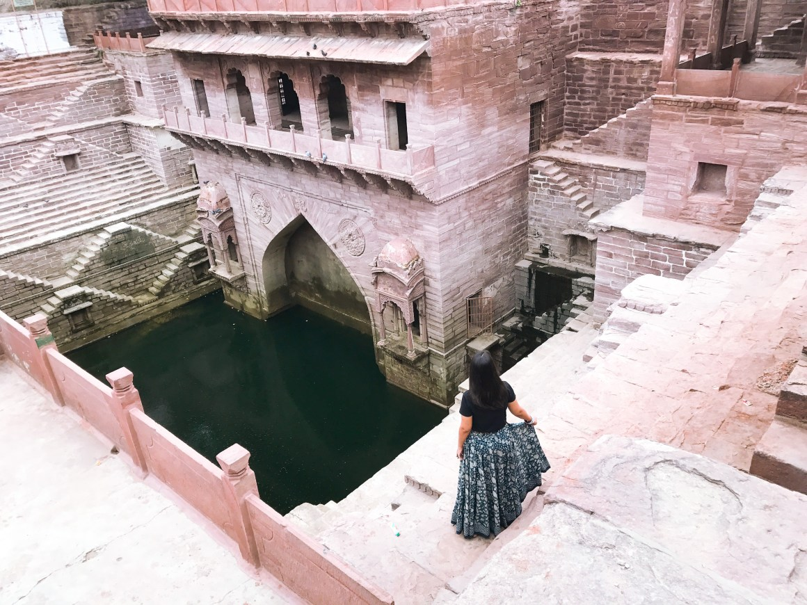 Jodhpur Rediscovered - Step Well