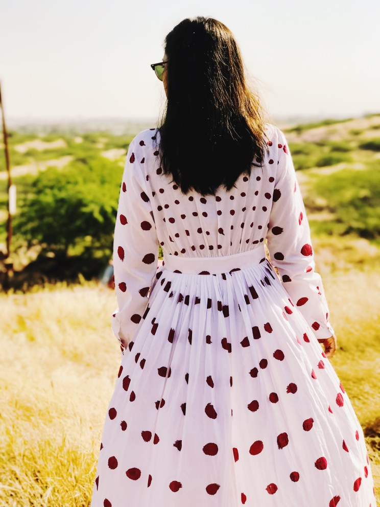 Of Summer Days & Cotton Dresses - The Nico dress