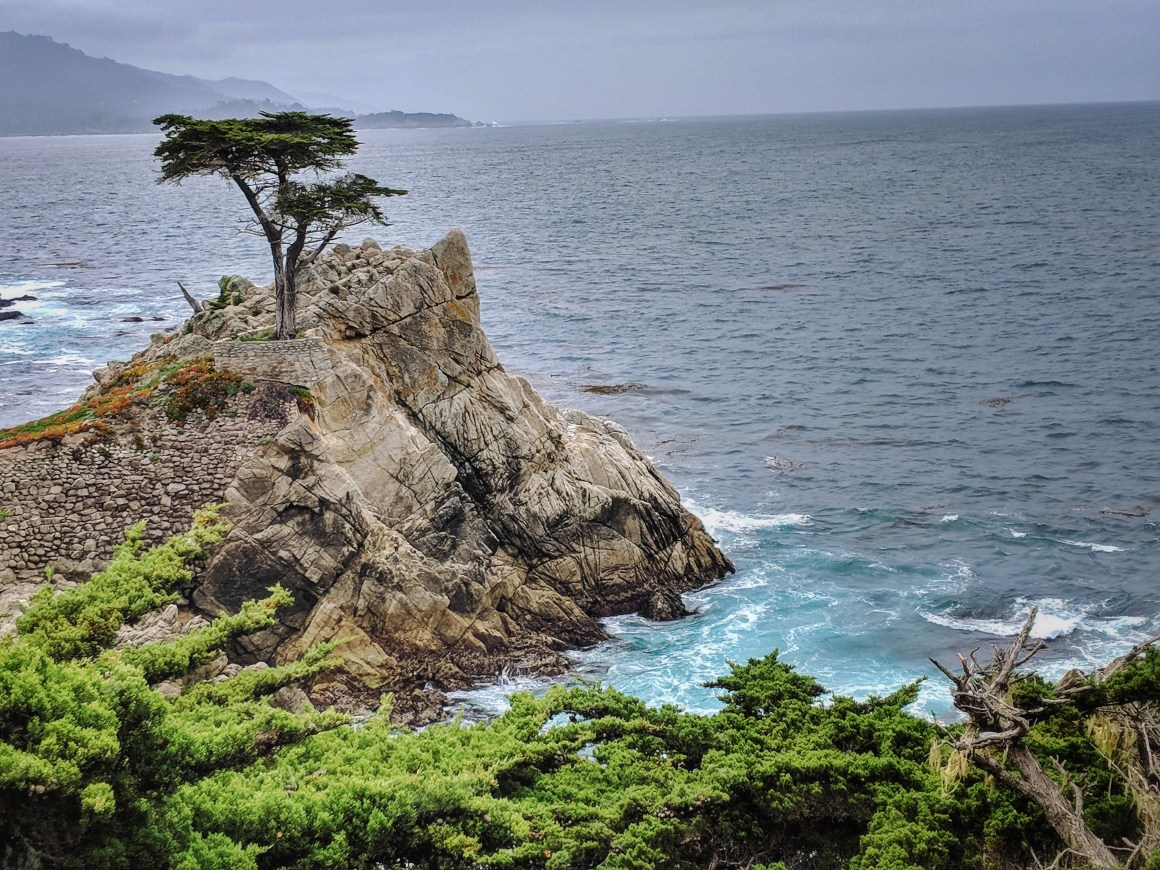 Carmel-by-the-Sea, 17 mile drive