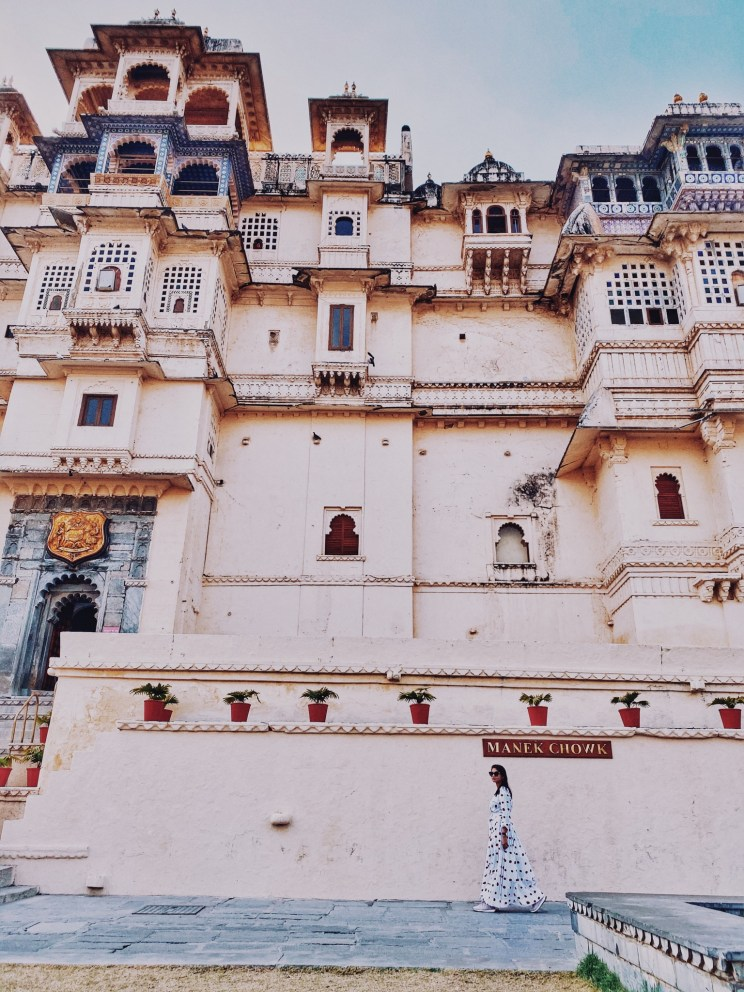 Explore Udaipur - City Palace