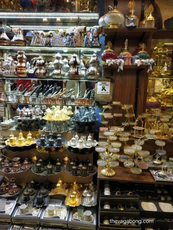 Istanbul Shopping Scenes