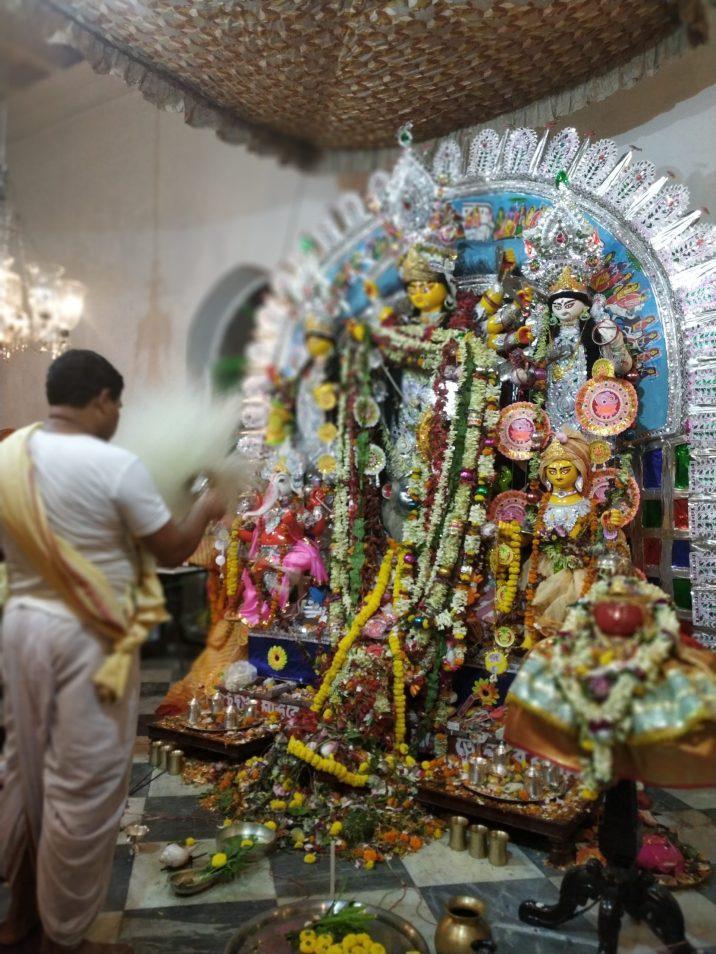 North Kolkata Durga Puja