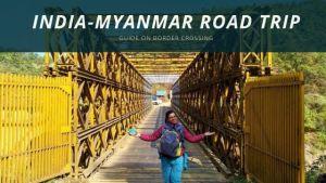 INDIA-MYANMAR