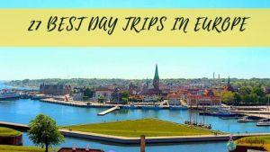 Best day trip in Europe