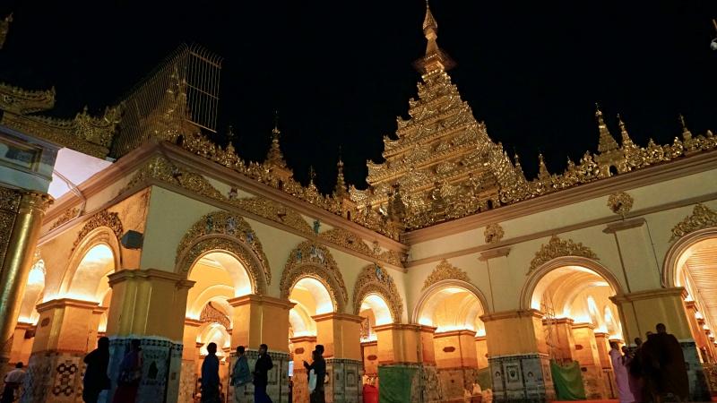 Mahamani Temple, Mandalay