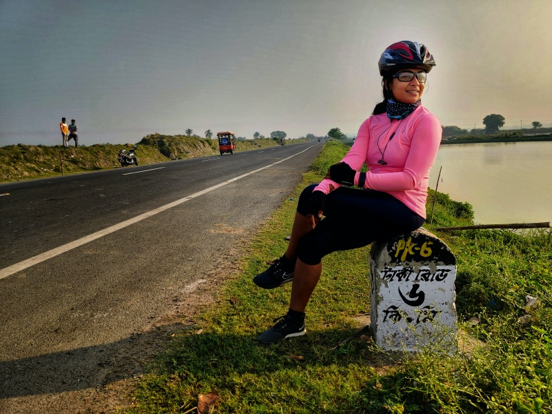 Cycling Diaries