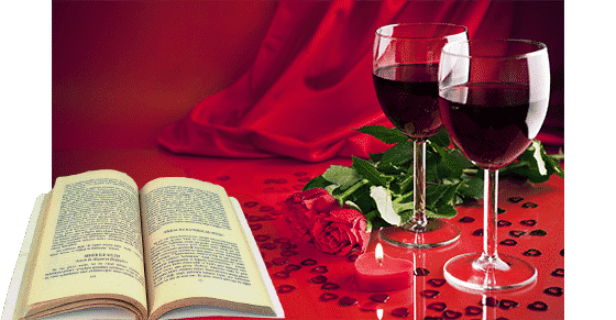 A Wine and Romance Series Pairing