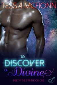 To Discover a Divine Cover Reveal *Coming in 2018*