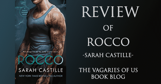 5 Star Review of Rocco by Sarah Castille