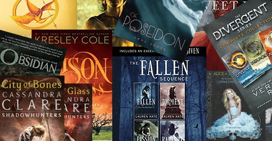 Top 10 YA Fiction Series