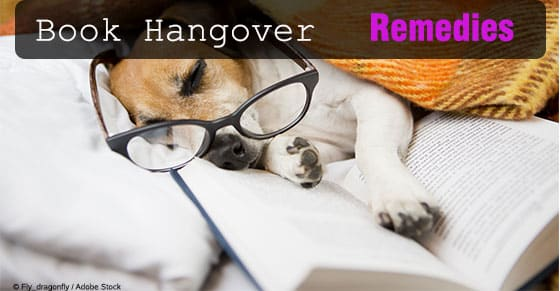 Book Hangover Remedies by The Vagaries of Us