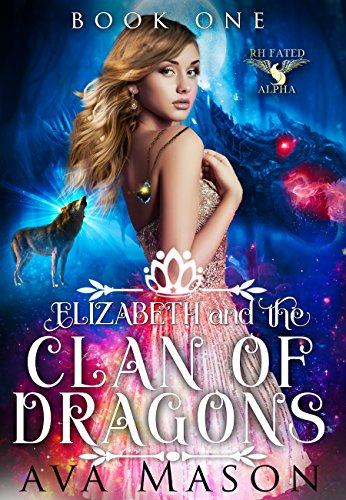Reverse Harem Book Cover of Clan of Dragons