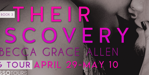 Their Discovery Blog Tour – Review and Author Interview with Rebecca Grace Allen
