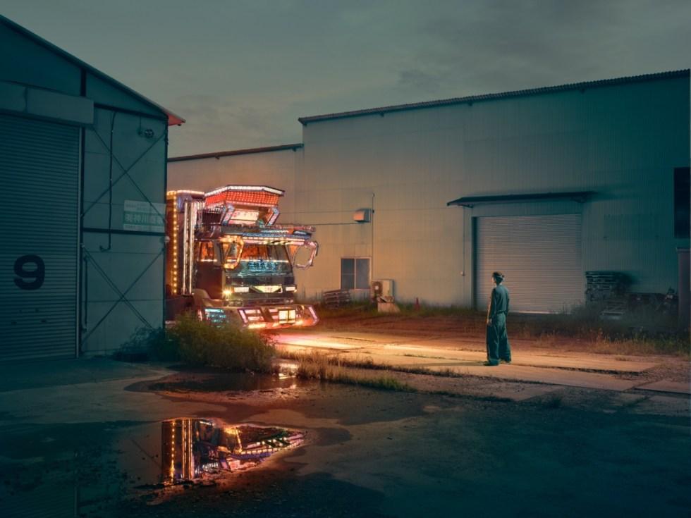 Dekotora truck, Photo by Todd Antony