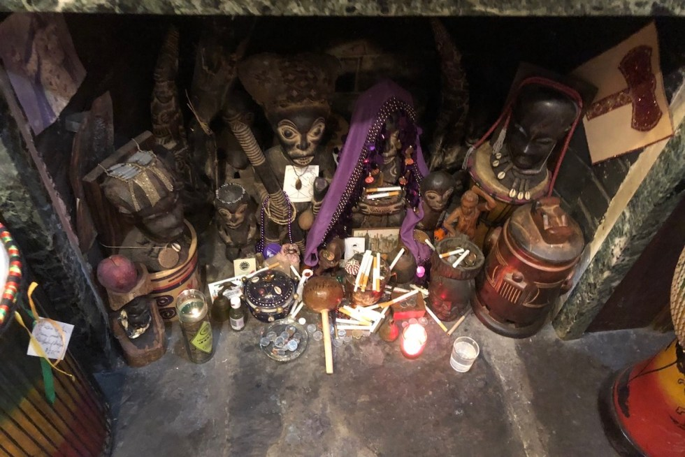 Voodoo Authentica in New Orleans, Louisiana.