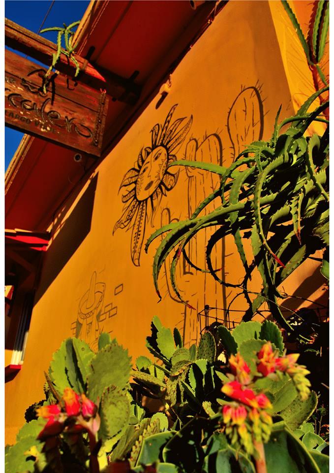 Mescalero Cafe-Bar, Kefalonia, Greece