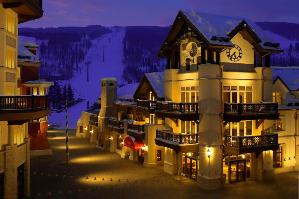 The Arrabelle at Vail Square, Vail, Colorado, United States