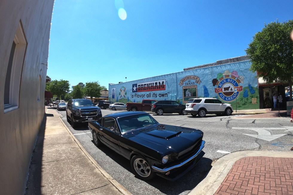 Downtown Brenham, Texas