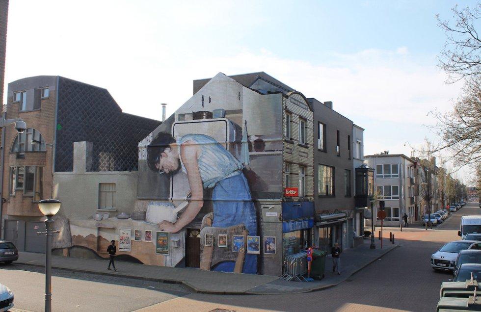 Separación De Poderes II, Ostend (Belgium), 2019