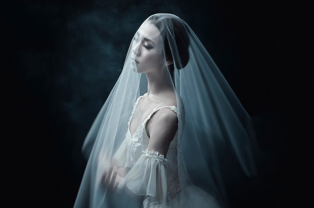 "Ballerina Yui Sugawara as ""Giselle"""