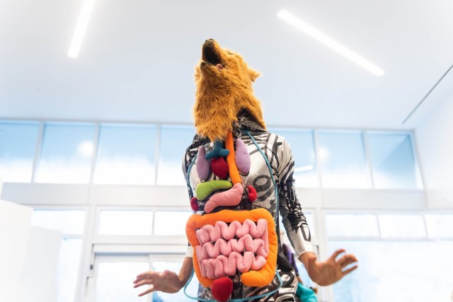 Guadalupe Maravilla, Los Purifiers, 2019, performance at ICA Miami