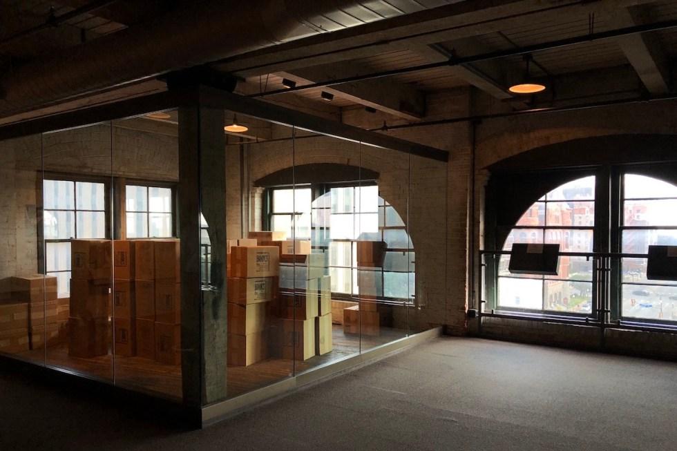 Sixth Floor Museum at Dealey Plaza corner window