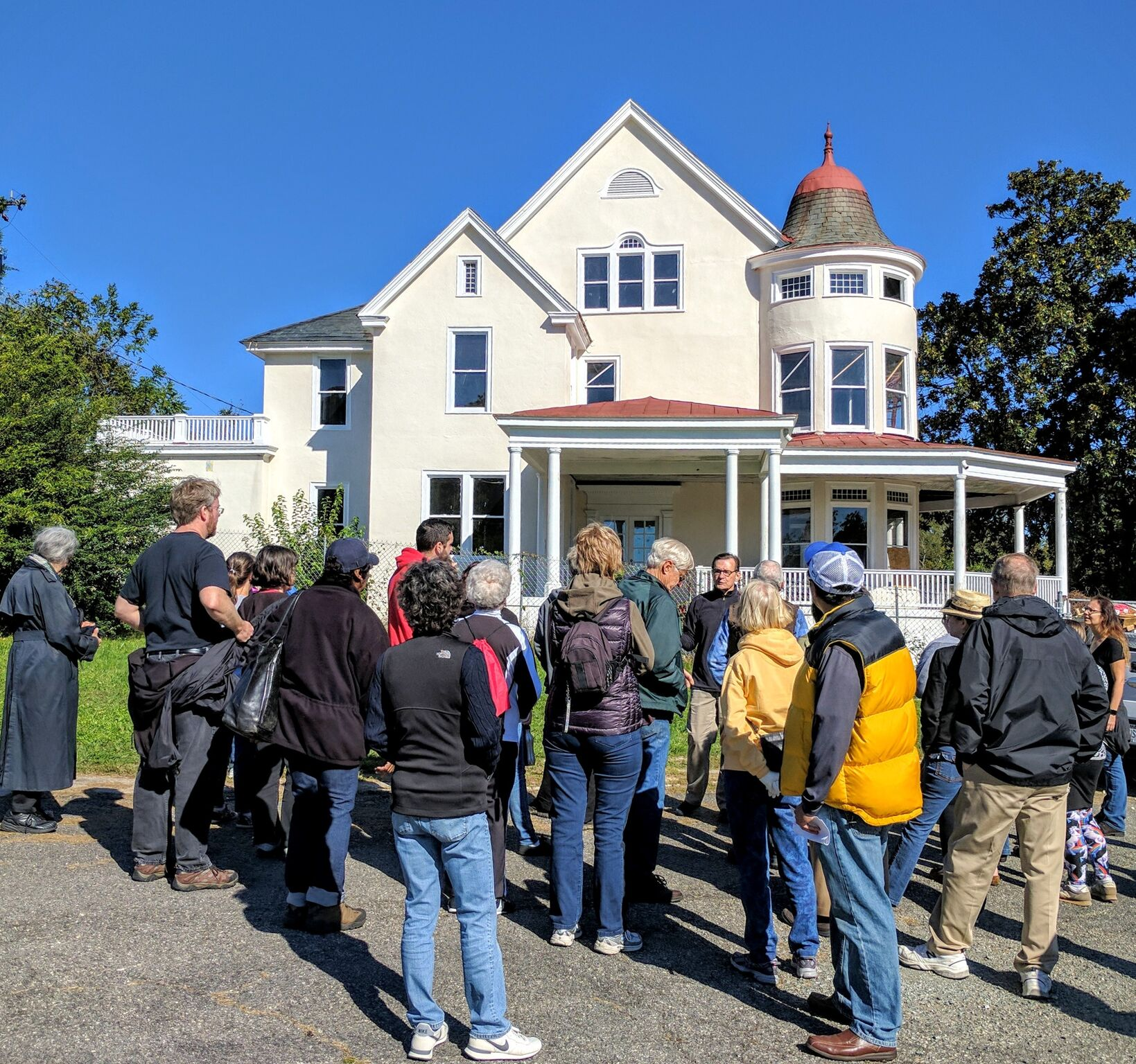 History Of Barton Heights Walking Tour The Valentine