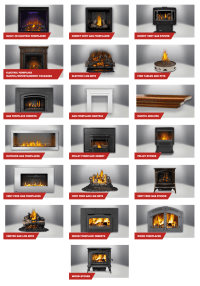 Products  The Valley Fireplace