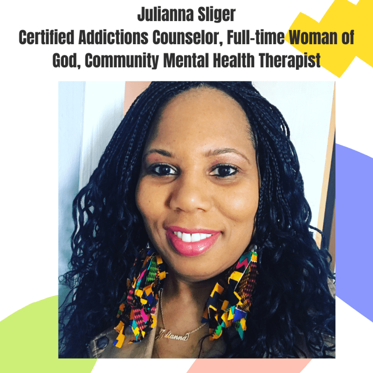 Julianna Sliger, substance abuse, addictions, brokenness, emotional health, psychology, mental health, alcoholism, trauma, sexual abuse, triggers, ptsd, broken, brokenness, broken world, podcast, podcaster, podcasting, episode 71, healing our brokenness podcast, katina horton, lifestyle blogger, therapist, mental health professional
