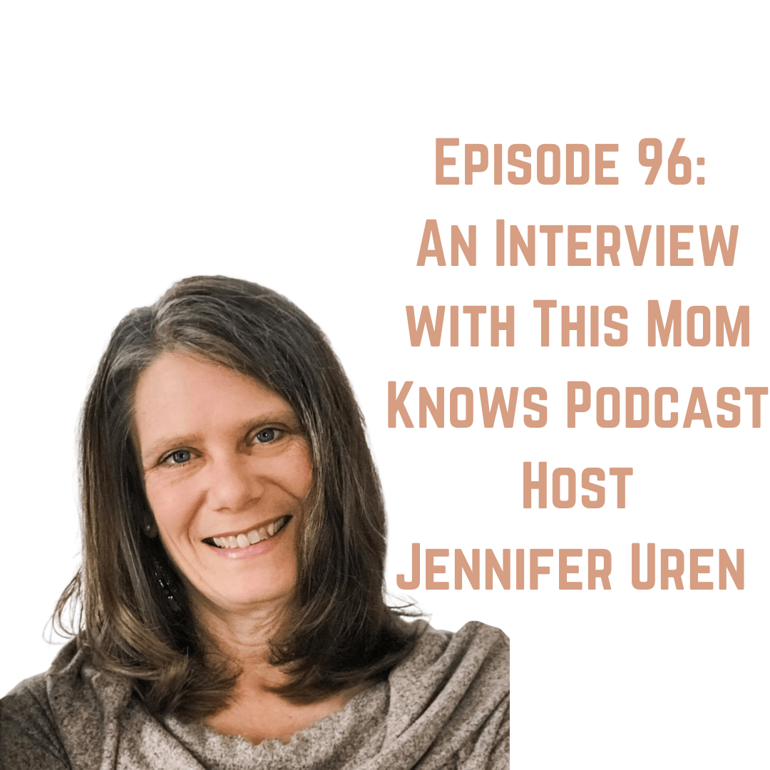 this mom knows; emotional health; mental health; healing our brokenness podcast; timothy horton; katina horton; healing; psychology; connection; parenting; brokenness