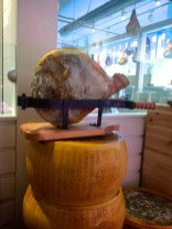 Meat and Cheese from Eataly