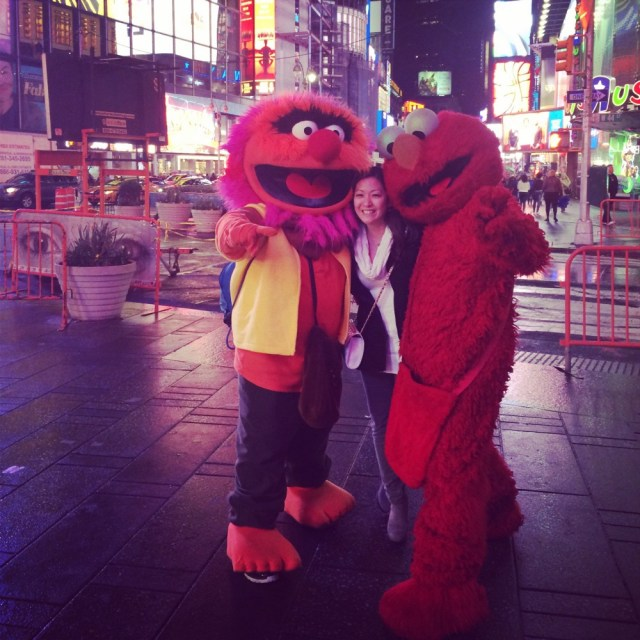 You think you know Elmo, but you really don't know.