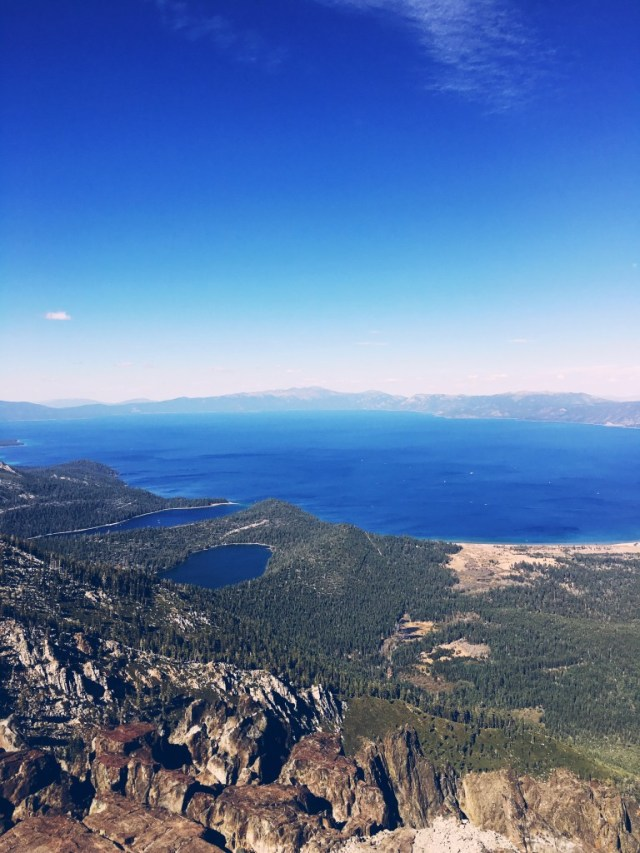 Mount Tallac View
