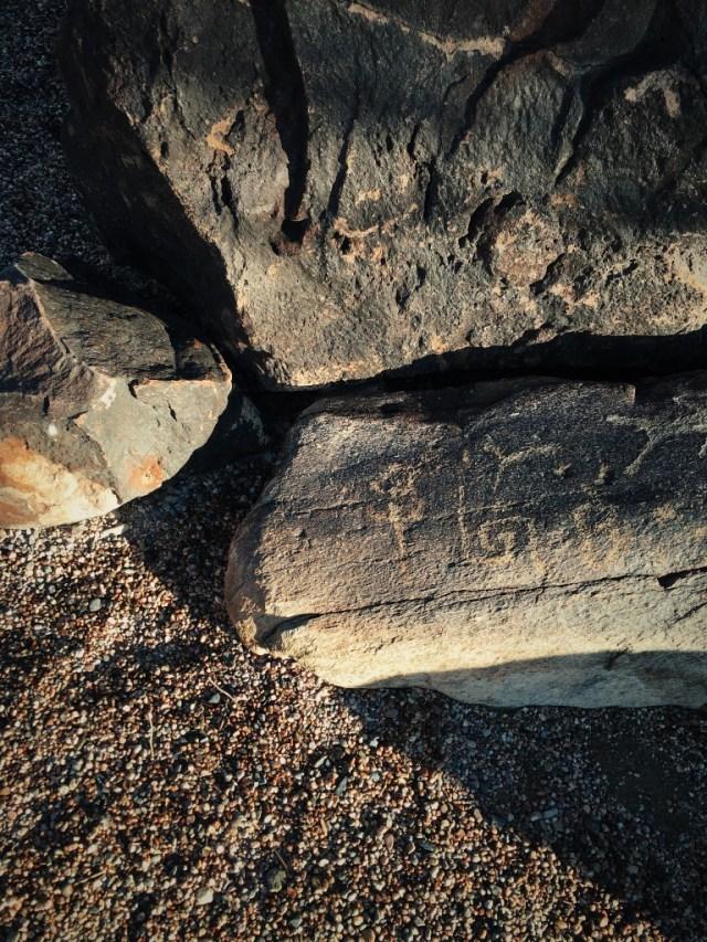 Contraban Hieroglyphs