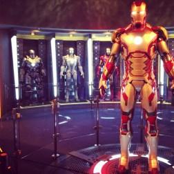 Iron Man Exhibit
