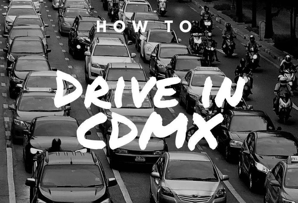 Driving in Mexico City under the Hoy No Circula rules