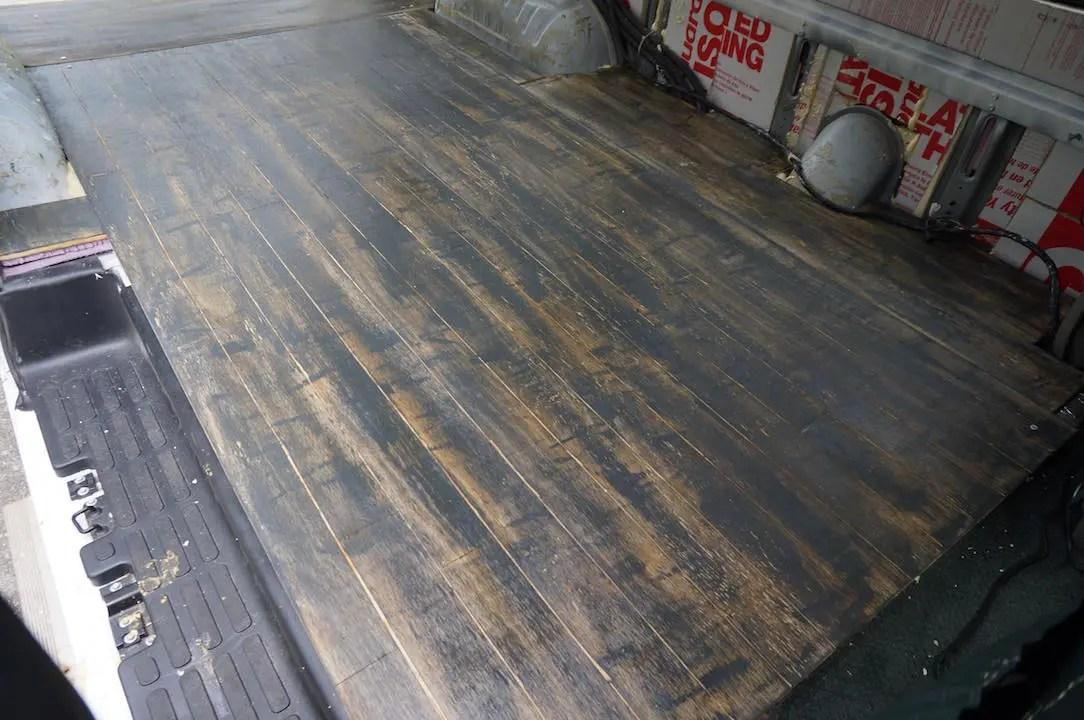 How to build hardwood floors using plywood
