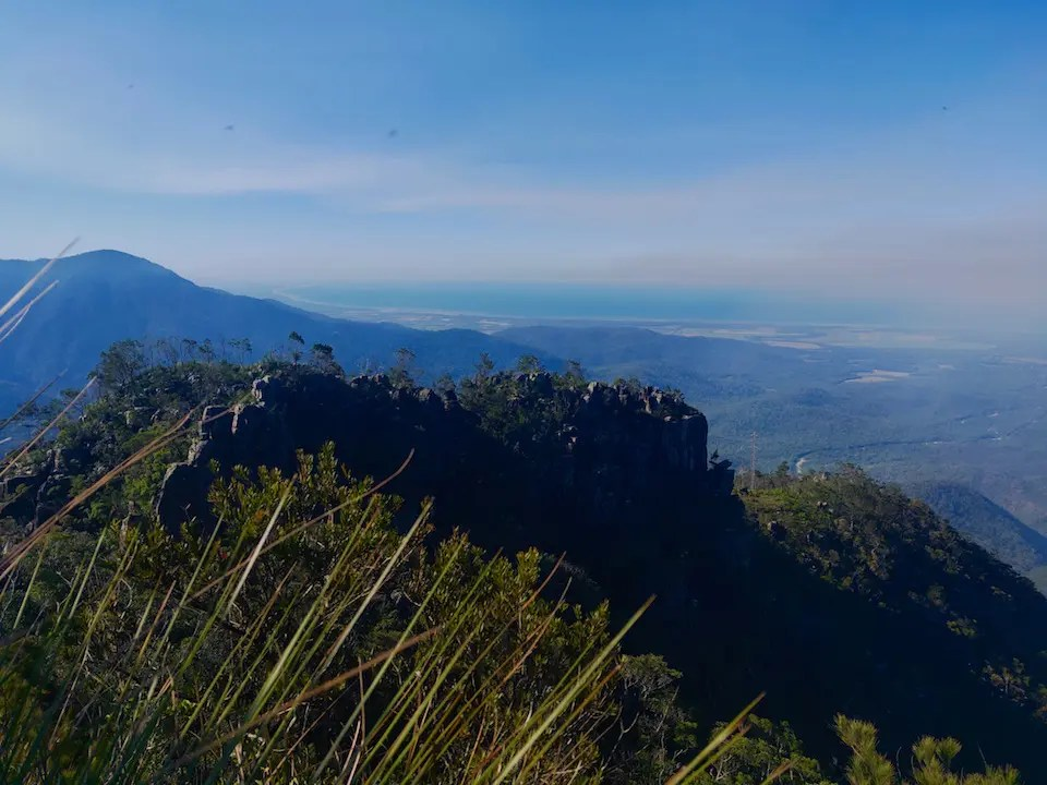 The Paluma Range National Park is a great place to explore and offers some of the best free camping around Townsville