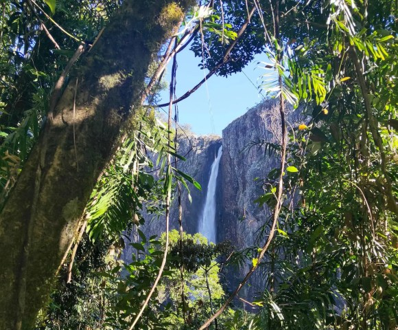 Wallaman Falls Camping Area is some of the best (almost) free camping Townsville has to offer